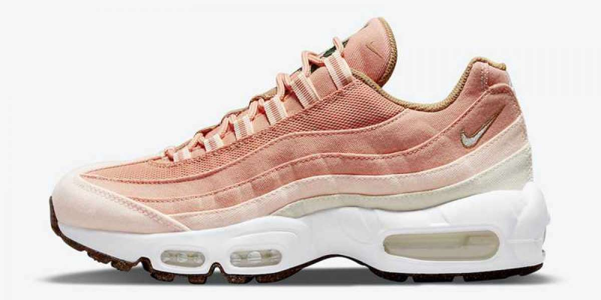 "How to buy Nike Air Max 95 ""Cork"" Pink CZ2275-800?"