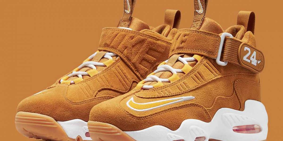 """Nike Air Griffey Max 1 """"Wheat"""" DO6685-700 will be released soon"""
